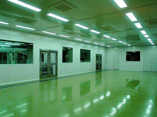 重庆新桥医院手工净化板案例